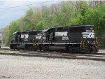 NS 7108 and NS 5832