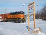 BNSF and BNSF Manitoba Sign