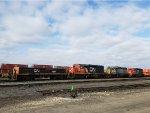 CN 255 + CN 6015 + GTW 5948 + GTW 5946