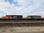 CN 6015 + GTW 5948