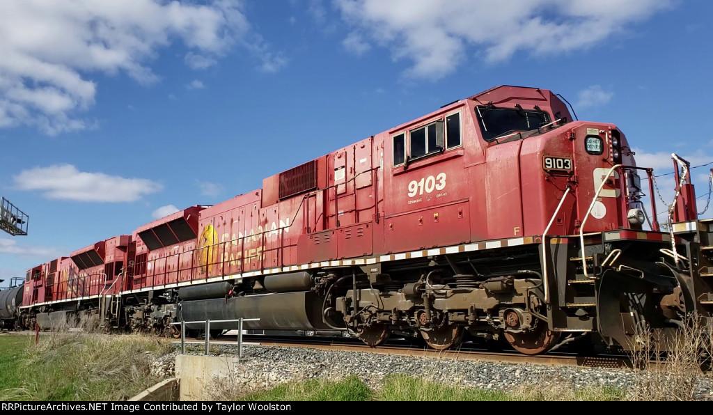 CP 9103 + CP 9120