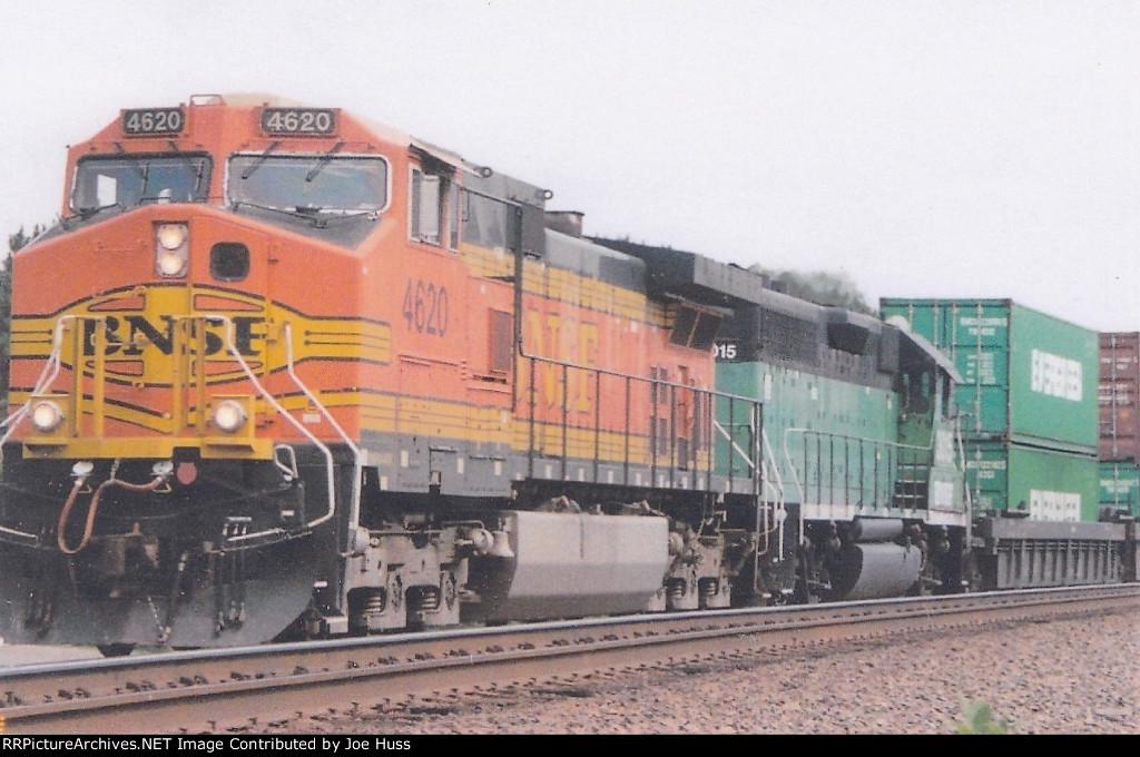 BNSF 4620 West