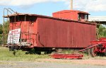 SLSF caboose for sale