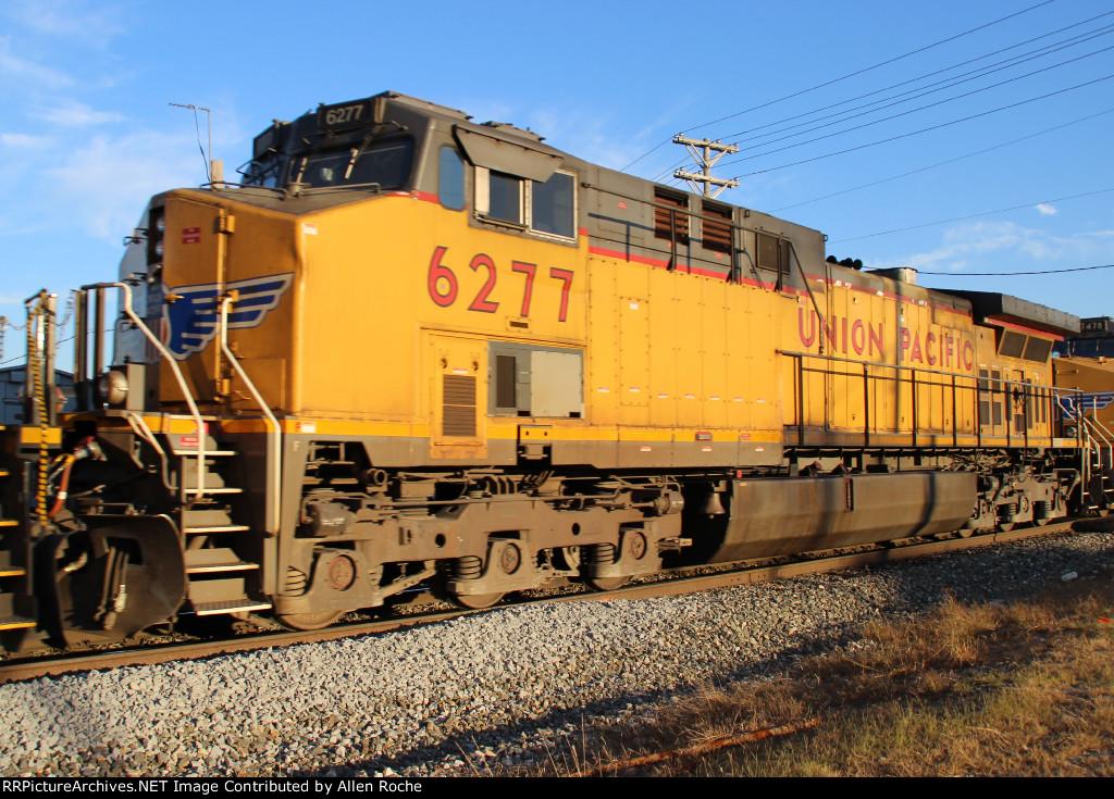UP 6277