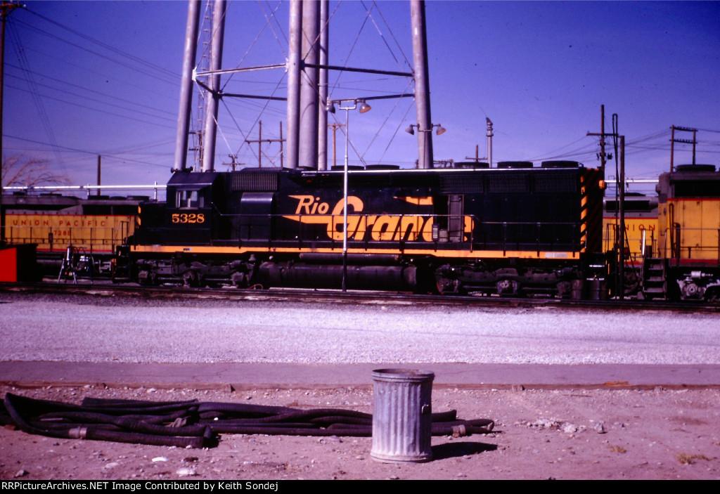 DRGW 5328