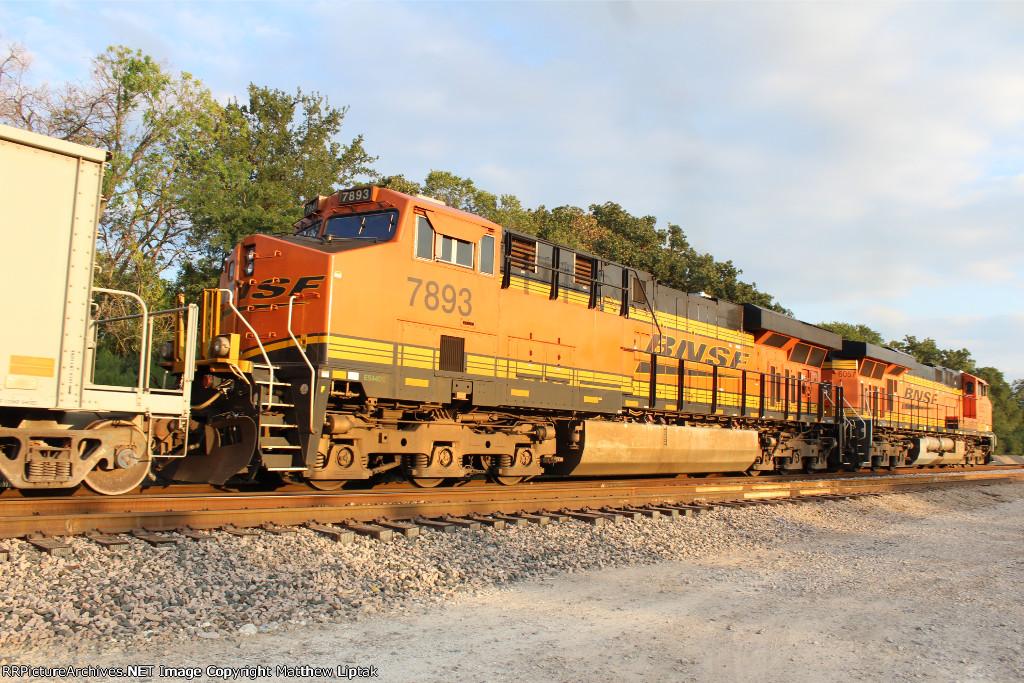 BNSF 7893