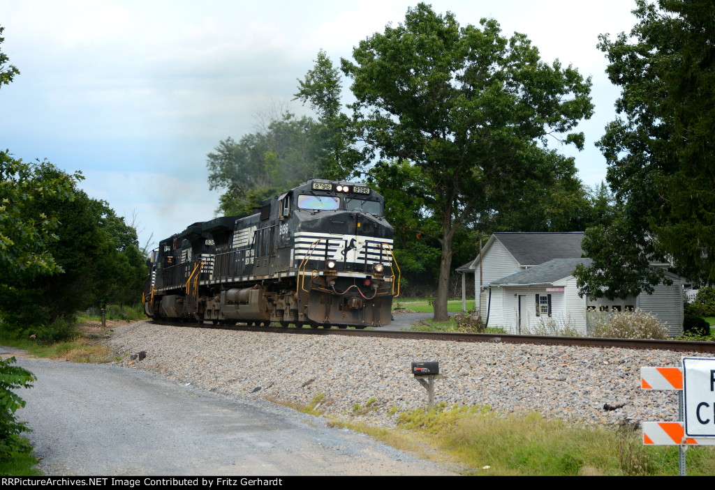 NS Southbound 15T