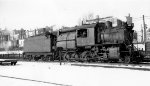 CNJ 4-8-0C #434 - Central RR of New Jersey