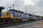 CSX 9040 has gensets with it again.