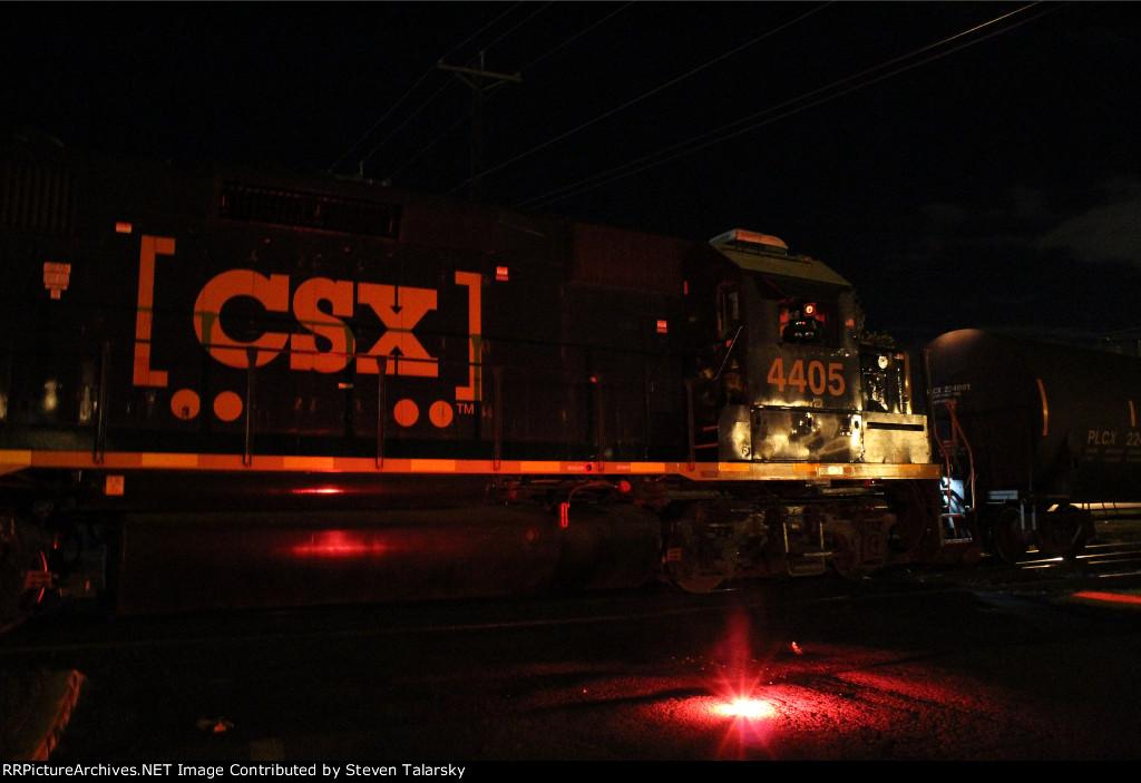 CSX 4405