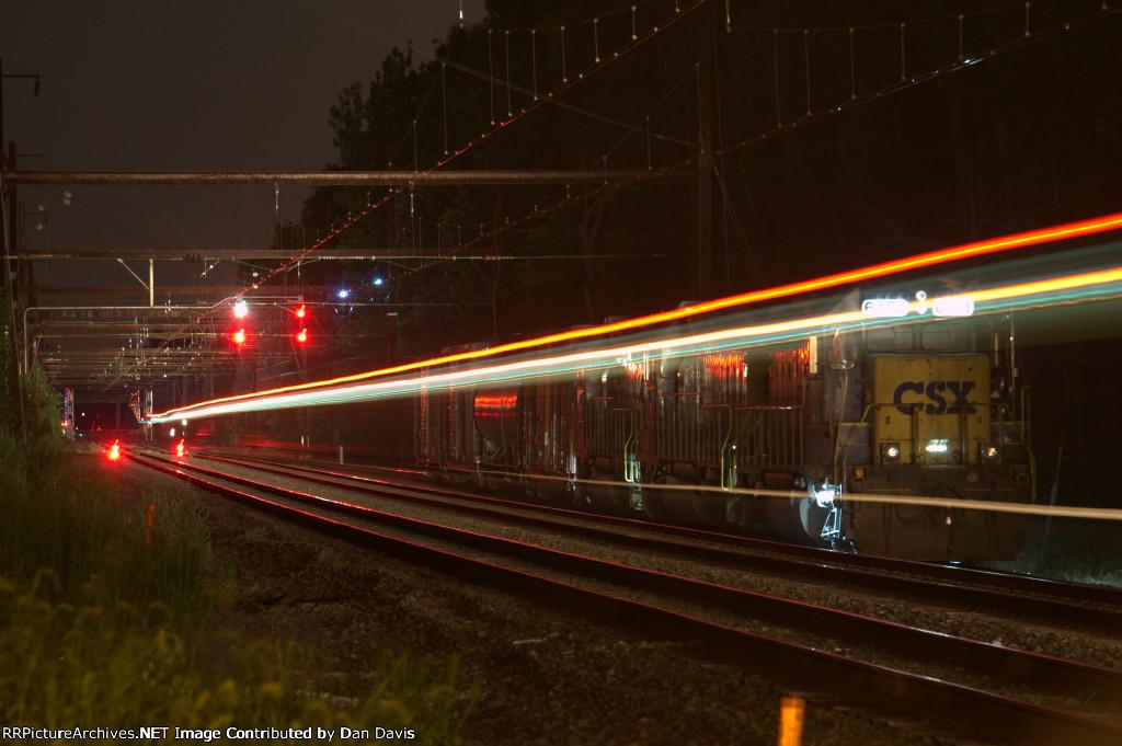 SEPTA overtakes C746-22