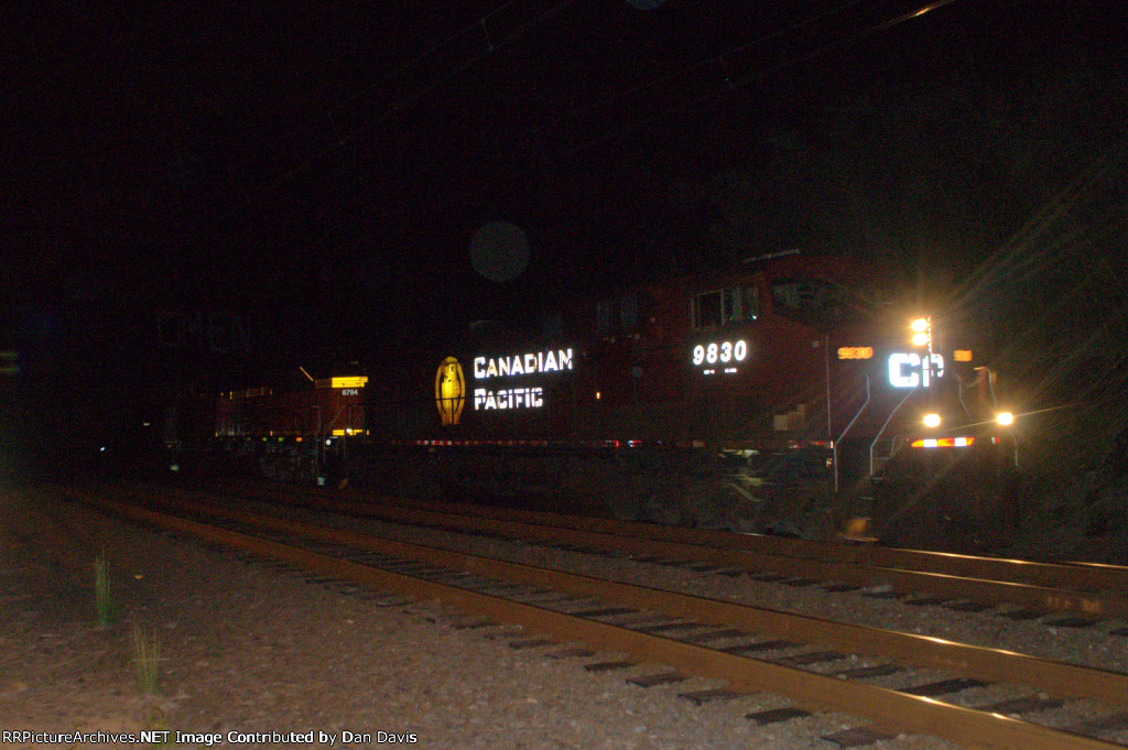 CP AC44CW 9830 leads K048-27