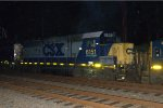 CSX GP38-2S 6151 trails on C746-17