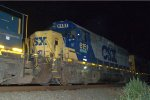 CSX GP38-2S 6151 trails on C746-28