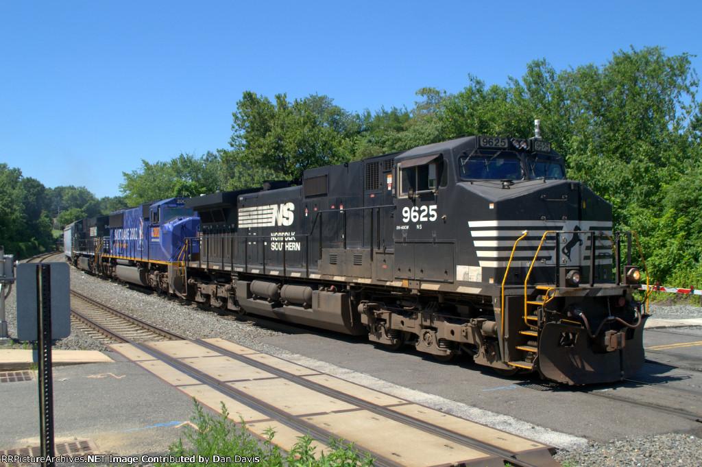 NS D9-44CW 9625 leads 39G