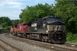 NS D9-44CW 9689 leads 39G