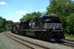 NS SD70ACe 1112 leads 65W