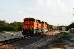 BNSF 8406 & 8407 - Numerical Sisters! (and new additions to this website)