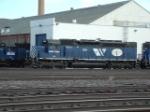 """MRL 290 SDP40-2XR """"Centennial"""""""