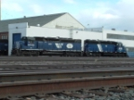 "MRL 290 ""Centennial"" and MRL 702 SD35"