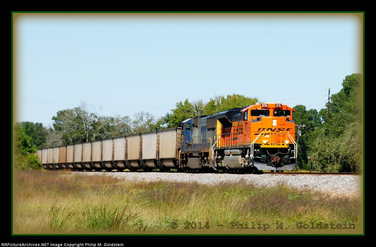 BNSF 8761, CSX 4561