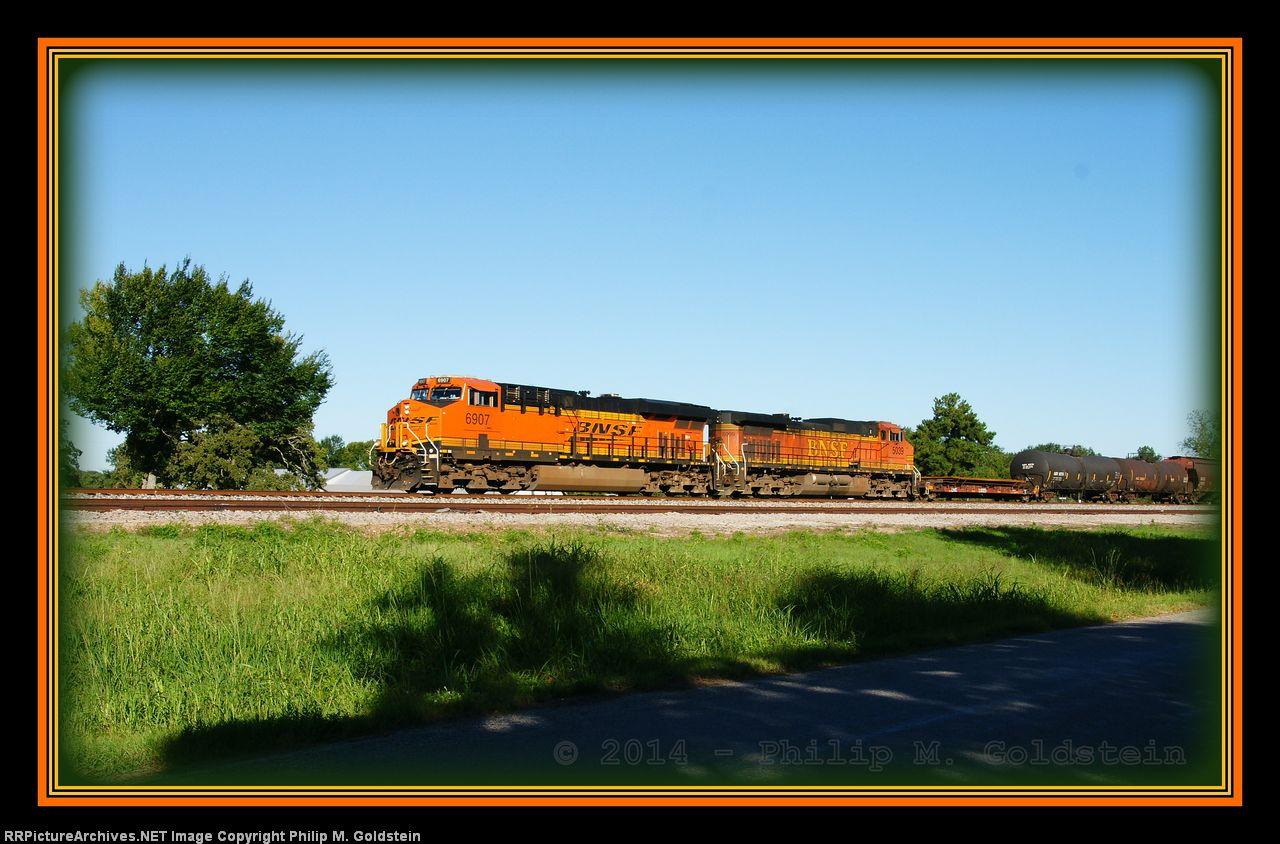 BNSF 6907, 5039