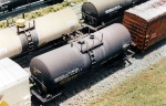 HO caustic soda tank car