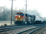 BNSF 4992