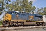 CSXT 3139 On CSX Q 207 Southbound