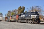 NS 9789 On NS 177 Eastbound