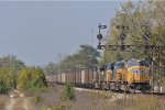 UP 4234 On CSX T 345 Southbound