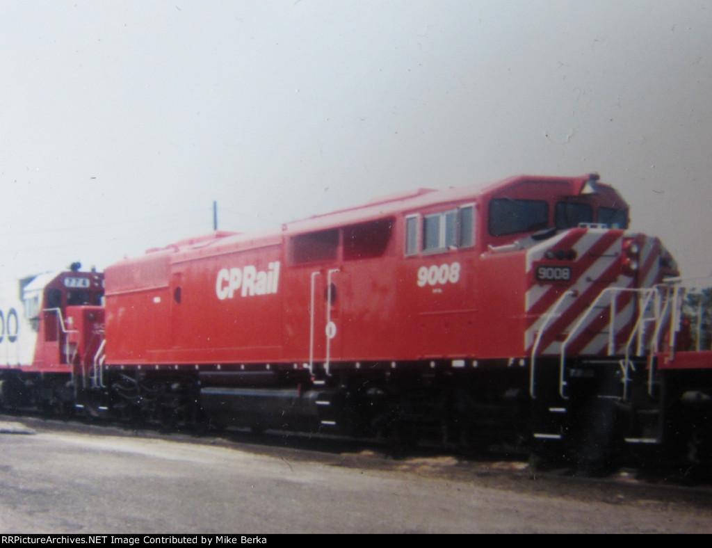 C P Rail