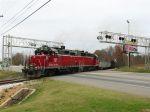The Duck River Route Locomotive