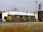 CSX 5226 and 4602