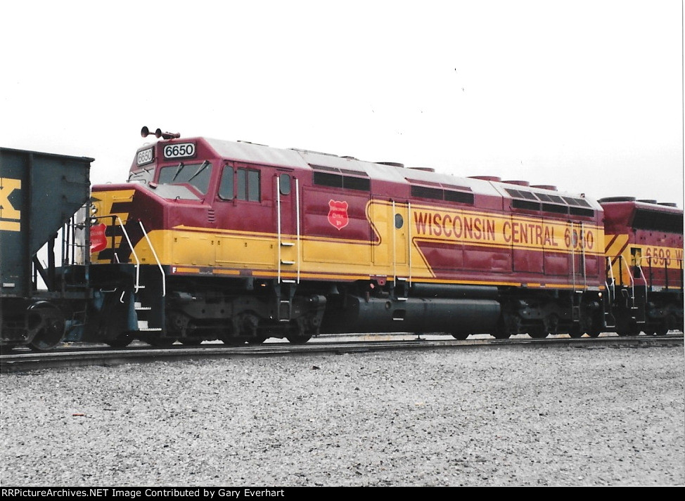 WC 6650 - Wisconsin Central