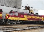 WC 6652 - Wisconsin Central
