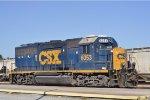 CSXT 6053 Yard Job