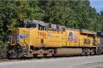UP 7906 In The CSX Yard