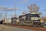 NS 6767 On NS 123 Eastbound