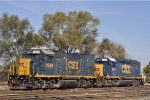 CSXT 1540 In Shopping Cart Scheme On CSX Y 101 In The Yard At New River