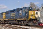 CSXT 2005 East On The NS At Butler St