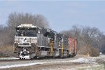 NS 2771 ON NS 175 Eastbound