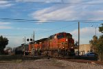 BNSF 4463 and BNSF 4301