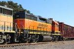 BNSF 2638