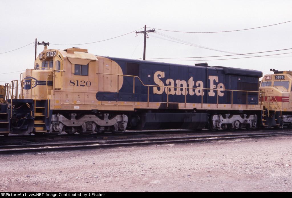 ATSF 8120