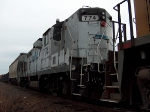Ex-Amtrak GP9u