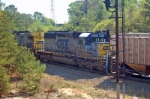 CSX 8124