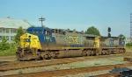CSX 662
