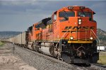 Coal loads crawl south