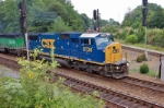 CSX 8738
